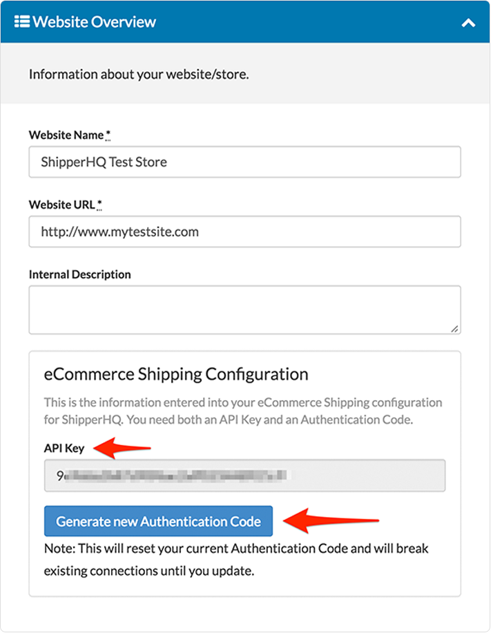 Configuring the ShipperHQ Magento 2 Extension - ShipperHQ Docs