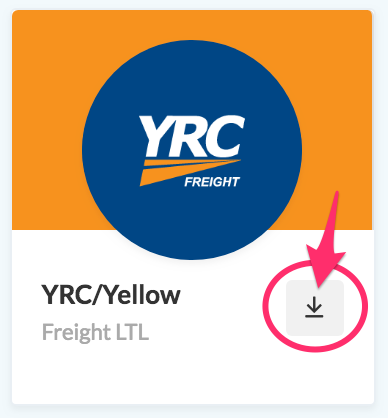 How to Set Up YRC Freight - ShipperHQ Docs
